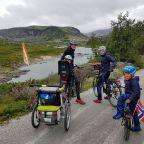 Fietsen in Noorwegen